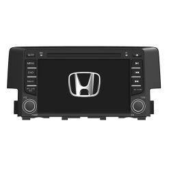 2017 Carro Andriod 6.0 Rádio Bluetooth DVD WiFi incorporado precisas de Navegação Honda Civic