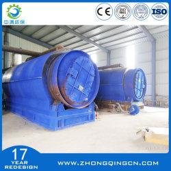 Экологически безопасный отходов пиролиз шин завод