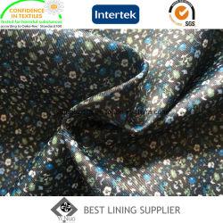 Soft de los hombres Palo Pequeña Flor imprime el patrón de tejido de revestimiento Liner