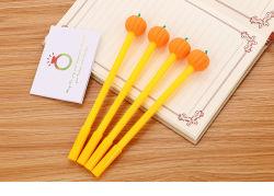 Creative étudiant de la Papeterie stylo plume d'encre végétale sur gel de citrouille