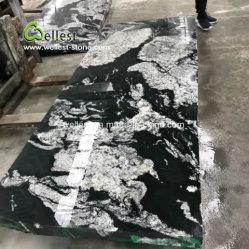 الحجر الطبيعي الملكي بلط أسود من الحجر الأسود الجرانيت البلاط