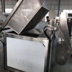 Macchina di filtrazione Nuts dell'olio per friggere della cinghia dei pesci per l'utente della patata