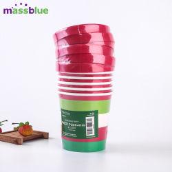 Bol à soupe de tube coupe papier bols avec couvercle