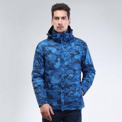 カスタム防水ジャケットナイロンファブリックジャケットの中国の屋外のジャケット