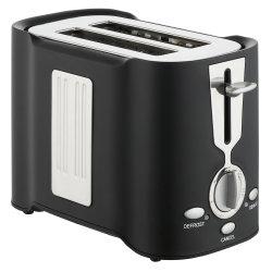 بلاستيكيّة إسكان 2 شريحة كهربائيّة خبز محمصة لأنّ إستعمال بيتيّة