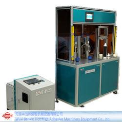Revêtement adhésif Hot Melt Machine pour le couvercle de filtre à eau