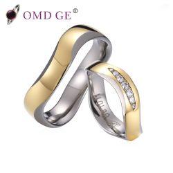 Anelli di diamante di rame Handmade unici dei monili