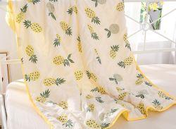 заводская цена ткань из микроволокна одеяло детское одеяло из хлопка
