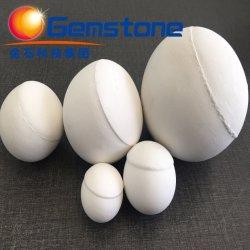 乾燥研削用の Corundum Quality 高アルミナセラミック研削ボール 業界( 92% Al2O3 )
