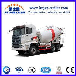 熱い販売の8立方HOWO/Sanyのセメントの具体的な混合のトラック
