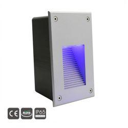 1W/3W IP65는 세륨 RoHS를 가진 LED 벽 층계 단계 빛을 방수 처리한다