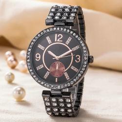 Commerce de gros de bijoux personnalisés Fashion Lady Don de montres à quartz (WY-17004C)