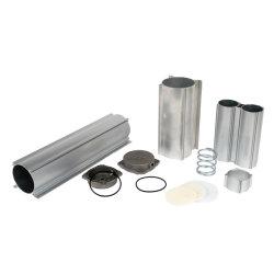 Benne d'aluminium spécial pour tamis moléculaire Tour d'adsorption d'un ménage de petite générateur d'oxygène