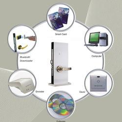13.56MHz électronique numérique de la carte système de serrure de porte de l'hôtel
