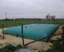 PVC /TPU réservoir d'eau douce Portable 100L 500L 1000L d'eau le réservoir de stockage de la vessie de l'eau