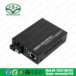 10/100 Single Fiber fast Ethernet 1310/1550nm 20 km optischer Medienkonverter
