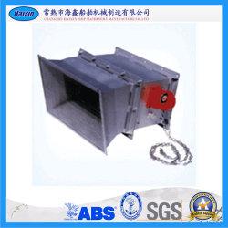 Amortiguador ajustable de la cadena utilizado en el medio marino y la construcción naval