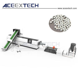La ventilation vide mousse EPS PEE Pellet Machine de production