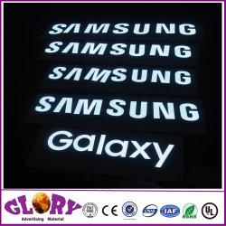 최고 비용을%s 가진 Samsung 사출 성형 쉘 LED 채널 편지 표시