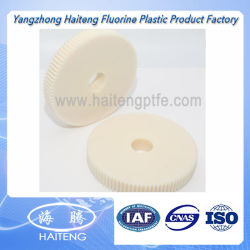 Ingranaggio in nylon pressofuso in nylon con volanti per l'industria aerospaziale