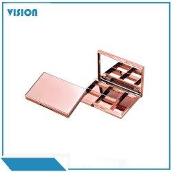 OEMによってカスタマイズされる装飾的なアイシャドウのパレットボックスはプラスチック包装を構成する