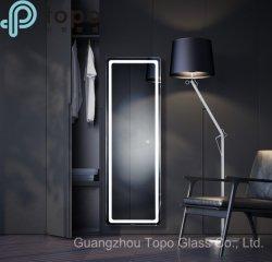 [5مّ] مفتاح حثّيّ يرتدي مرآة مع [لد] ضوء ([مر-ب1-دج004و])