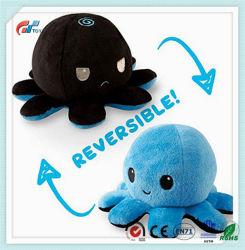 Krake-Plüsch-umschaltbare Spielzeug-Tier-Puppe
