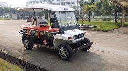Rescue 2 ambulancia coche eléctrico del pasajero en caso de emergencia