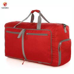 Оптовая торговля складные рекламных поездок Packsack Duffel Bag моды брелоки дамской сумочке