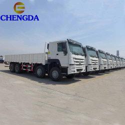 Camiones HOWO sino 10 Wheeler Van camión de carga para la venta