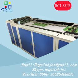 Variable de jet d'encre UV Code de données pour une seule feuille de codes à barres de l'imprimante Qrcode Numéro de série (Hg-Pm620)