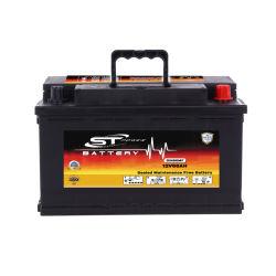 Haute puissance de batterie sans entretien batterie de voiture de MF Start Auto Prix de la batterie DIN DIN 12V 66Ah66