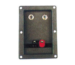 Terminal de altavoz W/Metal vinculantes Post (CH11179)