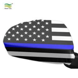 Coperchio dello specchio di automobile della bandiera nazionale degli S.U.A. (B-NF11F14012)