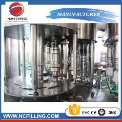 Автоматическая линия минеральные воды производства