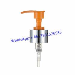 28410 매끄러운 알루미늄 플라스틱 로션 펌프