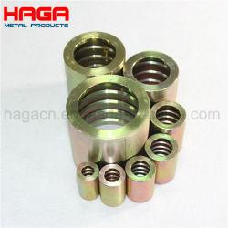 Manchons de raccord de flexible hydraulique de l'air