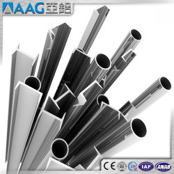6061 Tube en aluminium/aluminium/le tuyau de tente et différentes applications