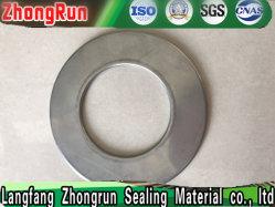 Hochtemperaturwiderstand der Metallumhüllungen-Dichtung des Dampfkessel-Wärmetauschers hergestellt in China
