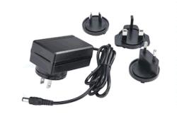 Сменный штекер адаптера питания 5V2a с UL GS CB Kc Ce PSE FCC BS SAA VI энергоэффективность