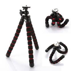 Mini-DV Schwamm-Stativ der Krake-flexiblen Kamera-für Canon Nikon