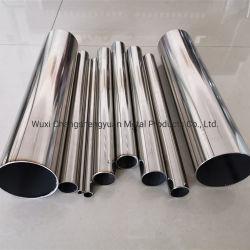 L'AISI ASTM Ss Tubes en acier inoxydable 201, 202, 304, 304L, 316L, 317L, 321, 310S, 254OSM, 904L (soudé) , 2205, 625