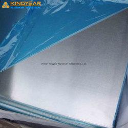 Mill de finition en aluminium/aluminium poli plaine en alliage de la plaque (A1050 1060 1100 3003 5005 5052 5083 6061 7075)