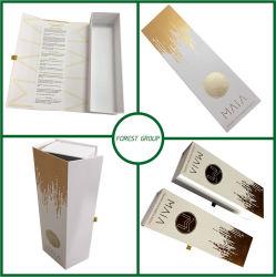 Настраиваемые удлинитель волос бумага подарочная упаковка тара