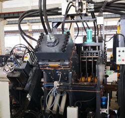 gamme de machines de traitement de l'angle CNC la perforation, Marquage et découpe pour un matériau dur Barre d'inclinaison SS540