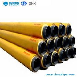 Steifer PU-Schaumgummi-Rohstoff für Rohr-Einspritzung-Isolierungs-System