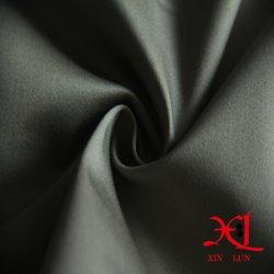 Чистый цвет текстильной два способ растянуть хлопчатобумажной ткани для брюки/одежды