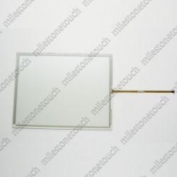 6AV6545-0CC10-0AX0 TP270-10 Numériseur de verre de l'écran tactile pour 6AV6 545-0CC10-0remplacement ax0 utilisé pour la réparation