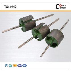 Assi di rotelle di plastica su ordine del giocattolo del fornitore della Cina per gli apparecchi elettrici