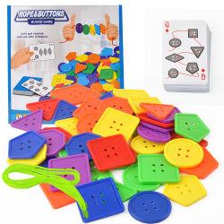 Großhandelsplastikchip-Brettspiel-Tisch-Spiele mit gutem Preis